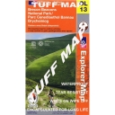 TUFF Explorer Map OL13 Brecon Beacons - Eastern Area