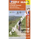 TUFF Explorer Map OL15 Purbeck & South Dorset