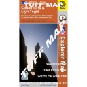 TUFF Explorer Map OL23 Cadair Idris & Bala Lake