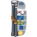Tie Down Accessory Strap with Hook 1m