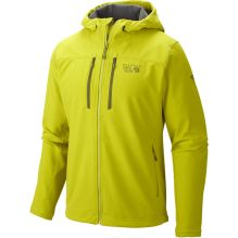 Mens Hueco Hooded Jacket