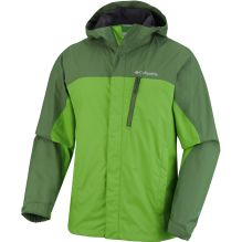 Mens Pouring Adventure Jacket