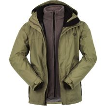 Mens Mountain Creek 3-in-1 Jacket