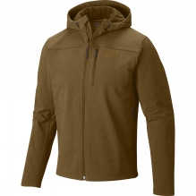 Mens Ruffner Hybrid Hooded Jacket