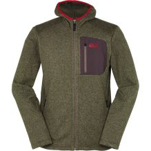 Mens Caribou Hooded Jacket