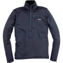 Mens Power Stretch Zip Top