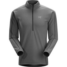 Mens Delta LT Zip Top