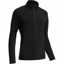 Mens Victory Long Sleeve Zip Top