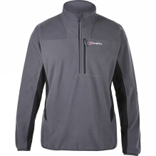 Mens Prism II Micro Half Zip Fleece
