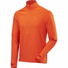 Mens Intense Zip Top