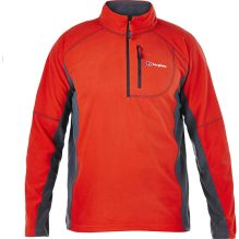 Mens Prism Micro Fleece Half Zip