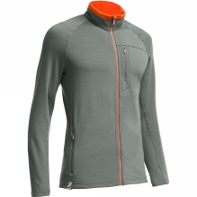 Mens Sierra Long Sleeve Zip