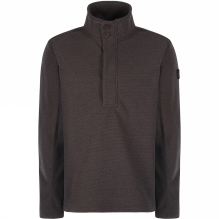 Mens Weston Half Button Fleece