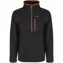 Mens Crathorne Pro Series Half Zip Fleece