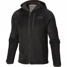 Mens Monkey Man Grid II Hooded Jacket