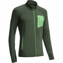 Mens Atom Long Sleeve Zip