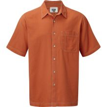 Mens Cross Dyed Cool Mesh Shirt