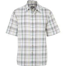 Mens Grogan Plaid Short Sleeve Shirt