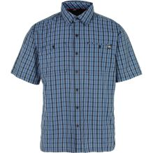Mens Short Sleeve Gilgit Woven Shirt