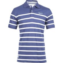 Mens Stripe Polo