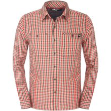 Mens Long Sleeve Gilgit Woven Shirt