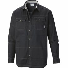 Mens Log Splitter Shirt Jacket