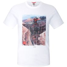 Mens Short Sleeve Adventure Page Tee