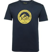 Mens Peak Badge Graphic Tee