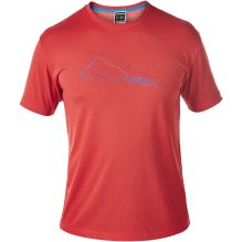 Mens Layered Mountain Tee