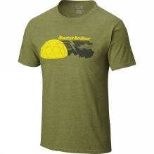 Mens Mountain Tough Short Sleeve Tee