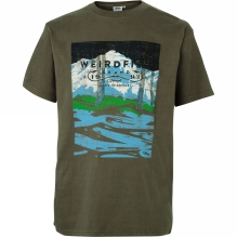 Mens Winterscape Graphic Tee