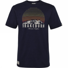 Mens Mountain Sunset Tee