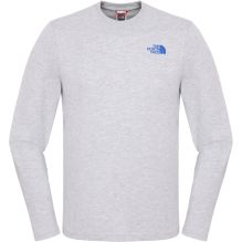 Mens Long Sleeve Northern Pattern T-Shirt