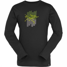 Mens Towers Long Sleeve T-Shirt