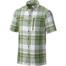 Men's Silver Ridge Plaid Short Sleeve Shirt