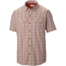 Mens Silver Ridge Multi Plaid Short Sleeve Shirt