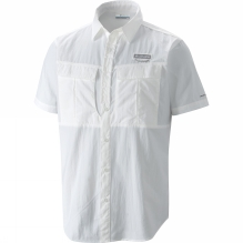 Mens Cascades Explorer Short Sleeve Shirt