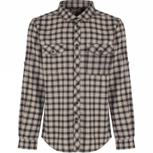 Mens Kiwi Check Shirt