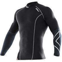 Mens X-Form Active Elite Compression Top L/S