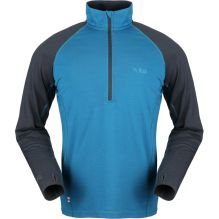 Mens MeCo 250 Long Sleeve Zip Tee