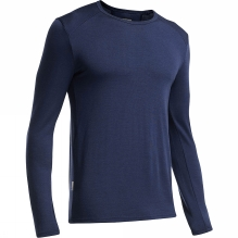 Mens Tech Top Long Sleeve Crewe