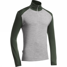 Mens Tech Long Sleeve Half Zip
