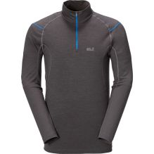 Mens Merino Zip Shirt