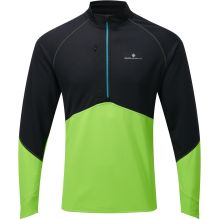 Mens Trail Long Sleeve Zip Tee