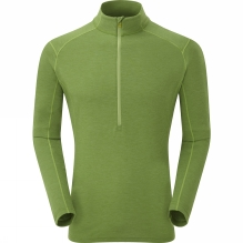 Mens Primino 220 Zip Neck