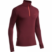 Mens Apex Long Sleeve Half Zip