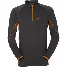 Mens Ionic Seamless Long Sleeve Base Layer