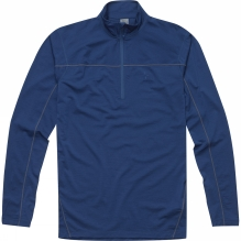 Mens Actives Merino II Zip Top