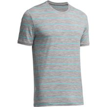 Mens Tech Light Short Sleeve Stripe Tee