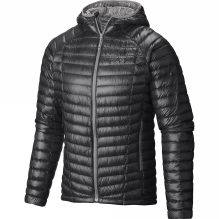 Mens Ghost Whisperer Hooded Down Jacket